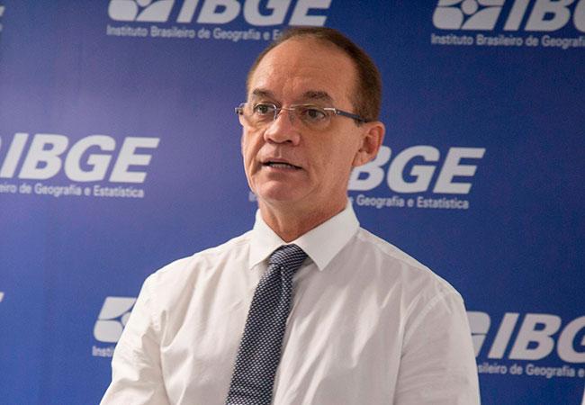 #PraCegoVer Cimar Azeredo Diretor-adjunto de pesquisas