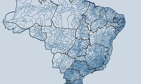 Malha Municipal   IBGE